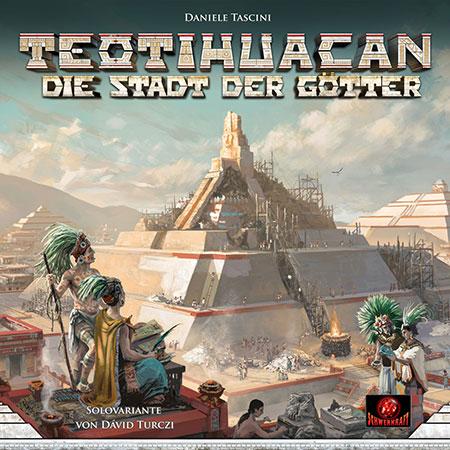 Teotihuacan - Die Stadt der Götter