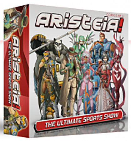 Aristeia! - Grundbox