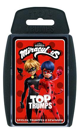 TOP TRUMPS Miraculous