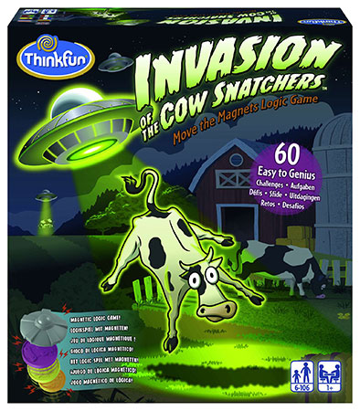 Invasion of the Cow Snatchers