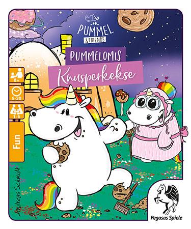 Pummel & Friends - Pummelomis Knusperkekse (Spieldeckelspiel)