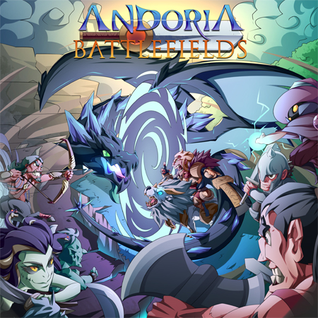 Andoria Battlefields (engl.)