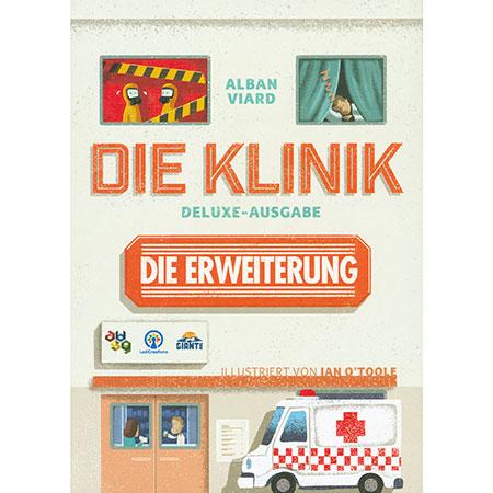Die Klinik - Deluxe-Edition-Erweiterung: Der Anbau