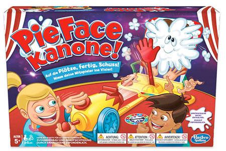 Pie Face - Kanone