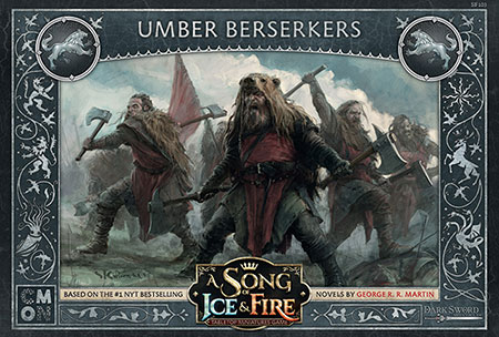 A Song of Ice & Fire - Umber Berserkers Erweiterung