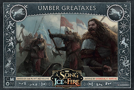 A Song of Ice & Fire - Umber Greataxes Erweiterung