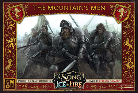 A Song of Ice & Fire - Mountain`s Men Erweiterung