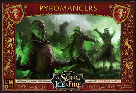 A Song of Ice & Fire - Pyromancers Erweiterung