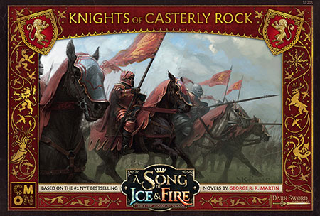 A Song of Ice & Fire - Knights of Casterly Rock Erweiterung