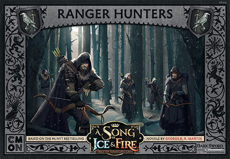 A Song of Ice & Fire - Ranger Hunters Erweiterung
