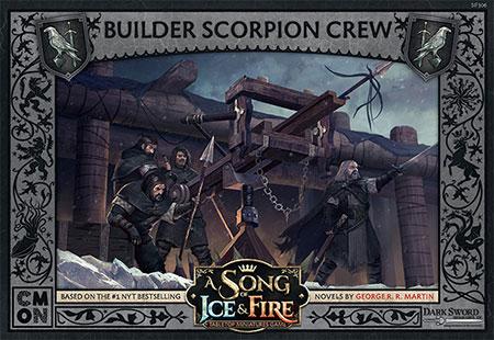 A Song of Ice & Fire - Builder Scorpion Crew Erweiterung