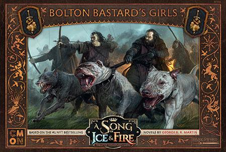 A Song of Ice & Fire - Bolton Bastard Girls Erweiterung