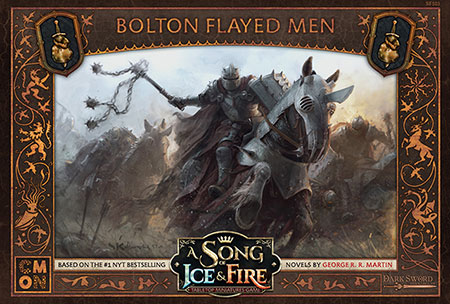 A Song of Ice & Fire - Bolton Flayed Men Erweiterung