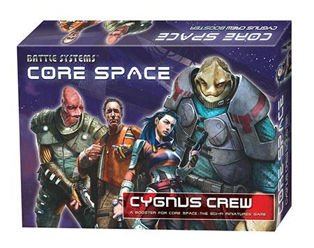 Battle Systems - Core Space - Cygnus Crew Erweiterungspack (engl.)