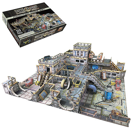 Battle Systems - Sci-fi Terrain - Randwelt