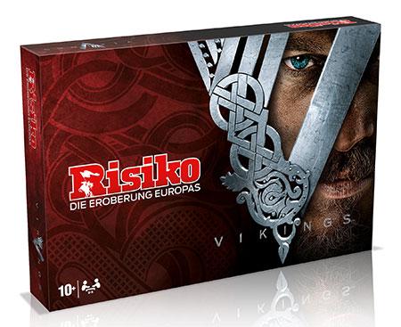Risiko Vikings - Die Eroberung Europas