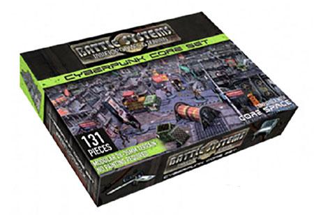 Battle Systems - Sci-fi Terrain - Futuristische Stadt
