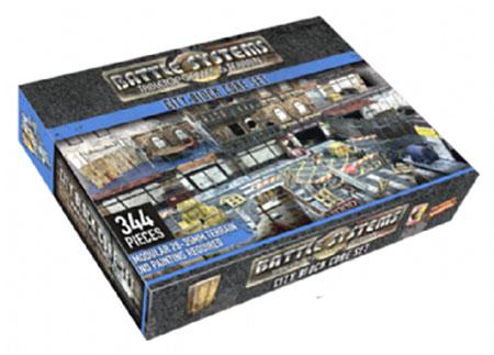Battle Systems - Urban Apocalypse Terrain - Großstadt