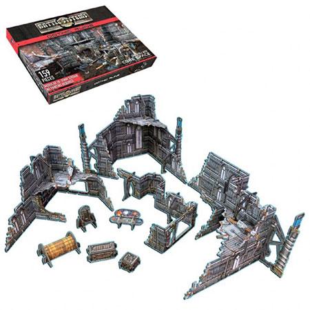 Battle Systems - Sci-fi Terrain - Gotische Ruinen