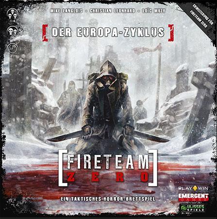 Fireteam Zero - Der Europa-Zyklus Erweiterung