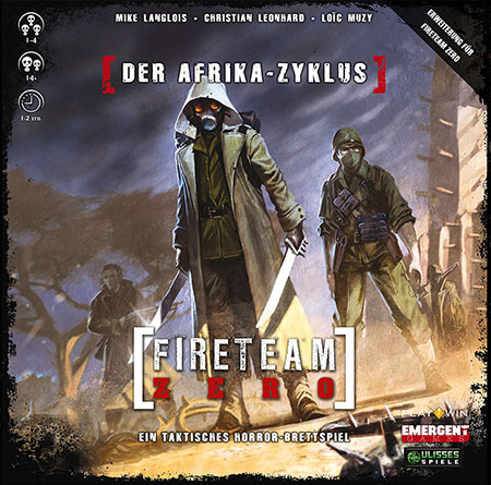 Fireteam Zero - Der Afrika-Zyklus Erweiterung