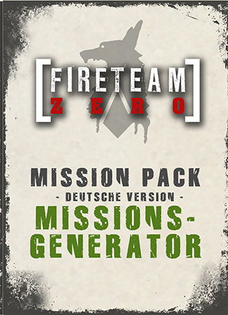 Fireteam Zero - Missionsgenerator