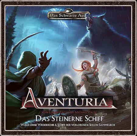 Aventuria - Das Steinerne Schiff Sammelbox