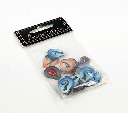Aventuria Spielmarken-Set: Forest Pack