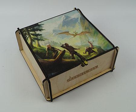 "Kartentruhe ""Almanach"" (Sortierbox)"