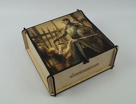 "Kartentruhe ""Arsenal"" (Sortierbox)"