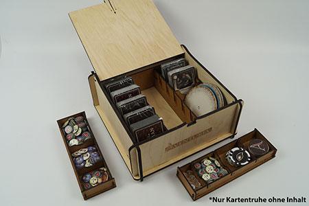 """Kartentruhe """"Magie"""" (Sortierbox)"""
