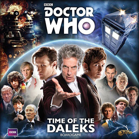 Doctor Who: Time of the Daleks (engl.)