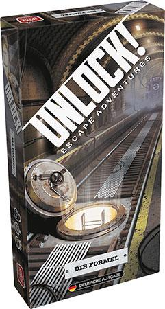 Unlock! - Die Formel Einzelszenario
