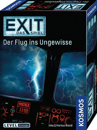 EXIT - Das Spiel - Der Flug ins Ungewisse