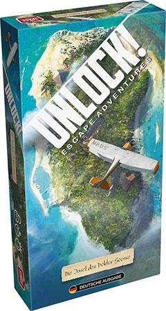 Unlock! - Die Insel des Doktor Goorse Einzelszenario