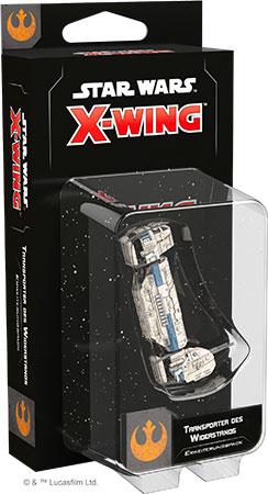 Star Wars: X-Wing 2.Edition - Transporter des Widerstands Erweiterungspack
