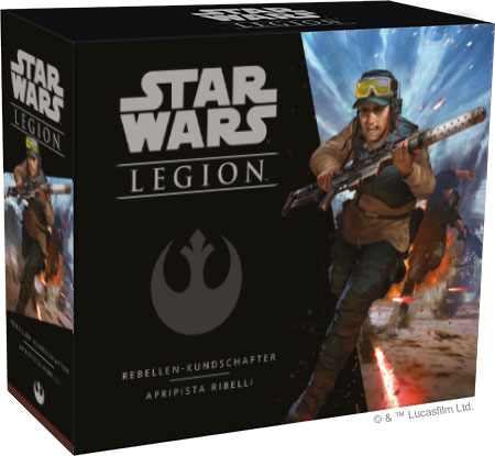 Star Wars: Legion - Rebellen-Veteranen Erweiterung