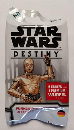 Star Wars: Destiny - Funken der Hoffnung Booster