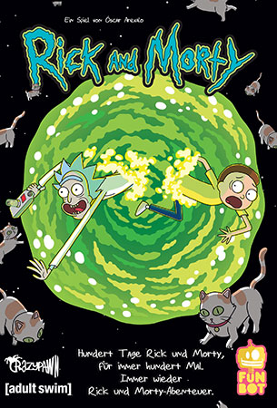 Rick and Morty: 100 Tage