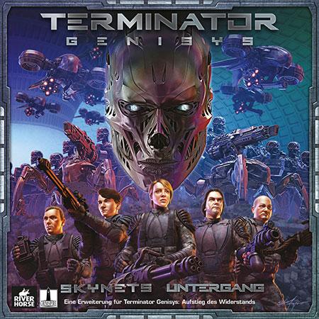 Terminator Genisys: Skynets Untergang Erweiterung
