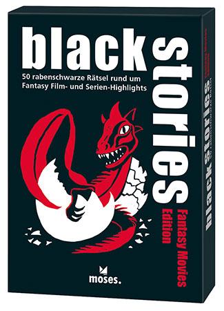 Black Stories - Fantasy Movies Edition