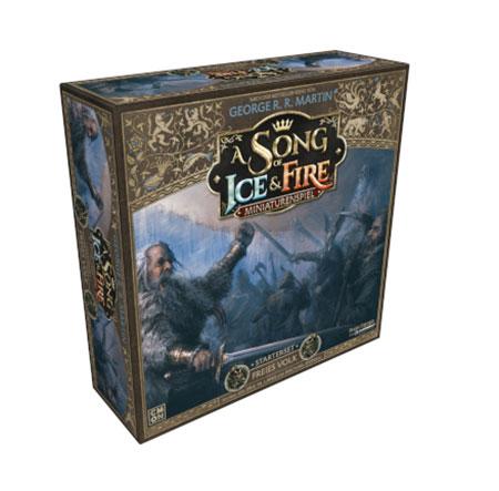 A Song of Ice & Fire - Miniaturenspiel - Freies Volk Starter-Set