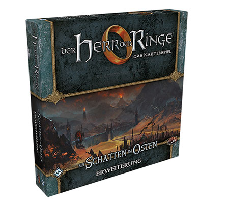 Der Herr der Ringe - Das Kartenspiel: Ein Schatten im Osten Erweiterung