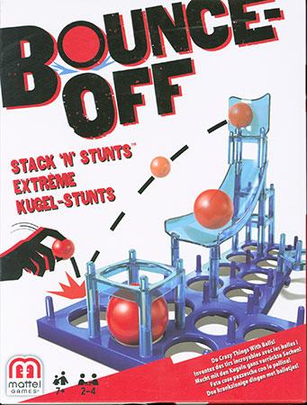 Bounce Off - Das Kugel-Stunt Spiel