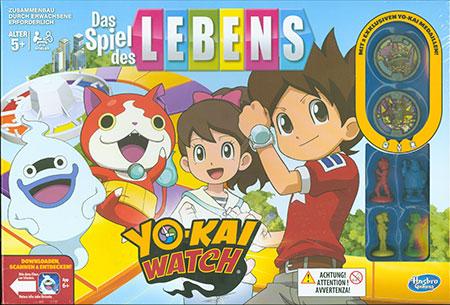 Spiel des Lebens - Yokai Watch Edition