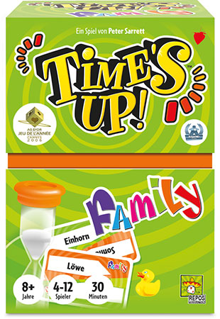 Time´s Up! Family