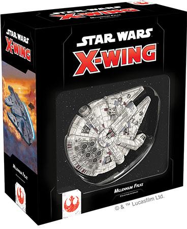 Star Wars: X-Wing 2.Edition - Millennium Falke Erweiterungspack