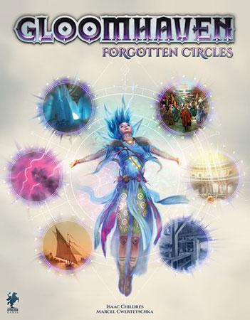 Gloomhaven - Forgotten Circles Erweiterung (engl.)