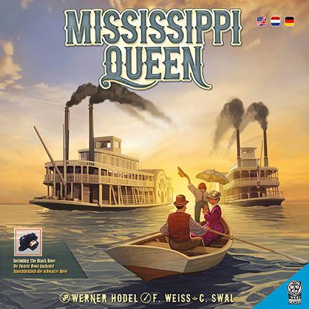 """Mississippi Queen inkl. Erweiterung """"Die Black Rose"""""""