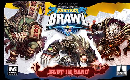 Super Fantasy Brawl - Blut im Sand Erweiterung